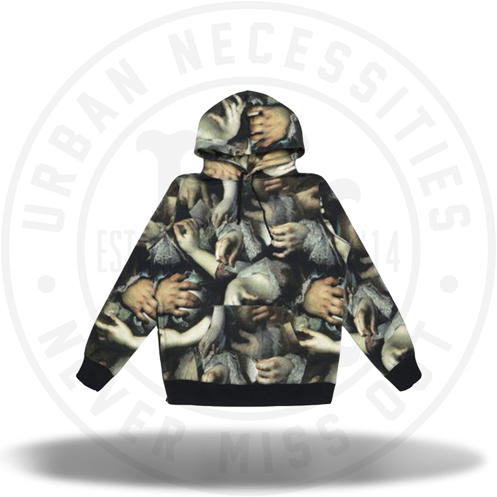 Supreme Undercover Hooded Sweatshirt Black-Urban Necessities