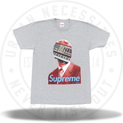 Supreme Undercover Synhead Tee Grey-Urban Necessities