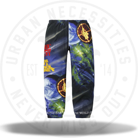 Supreme UNDERCOVER/Public Enemy Sweatpants Multi-Urban Necessities