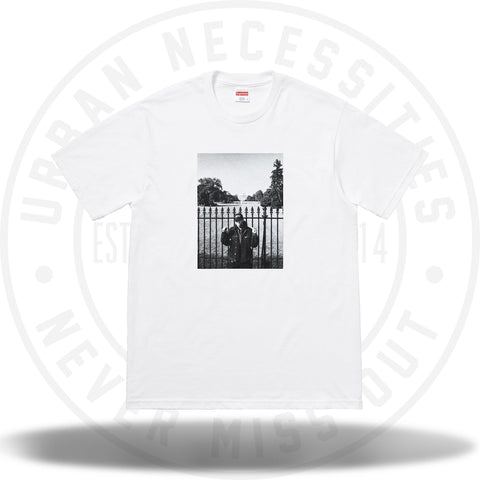 Supreme UNDERCOVER/Public Enemy White House Tee White-Urban Necessities
