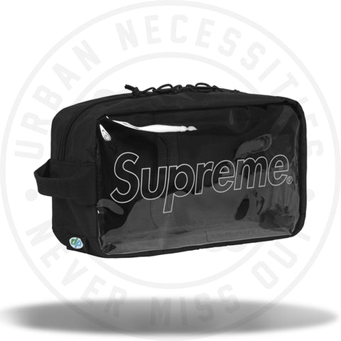 Supreme Utility Bag (FW18) Black-Urban Necessities
