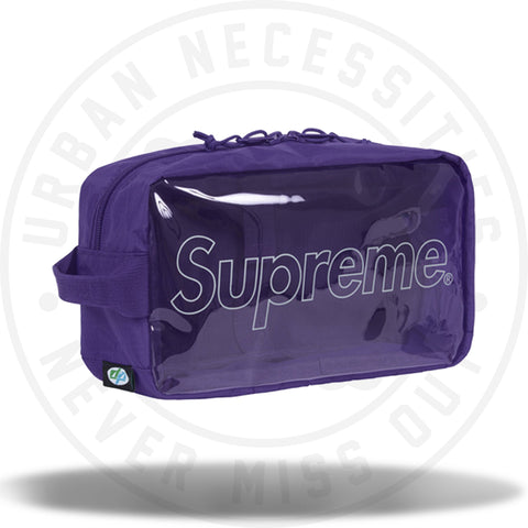 Supreme Utility Bag (FW18) Purple-Urban Necessities