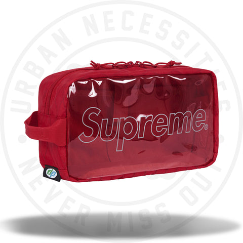 Supreme Utility Bag (FW18) Red-Urban Necessities