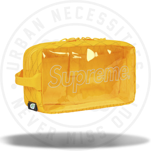 Supreme Utility Bag (FW18) Yellow-Urban Necessities