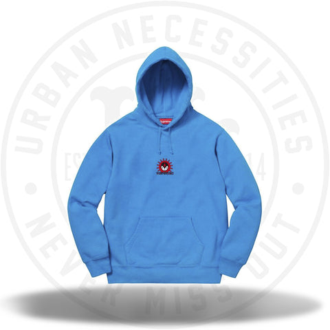 Supreme Vampire Hooded Sweatshirt Bright Royal-Urban Necessities