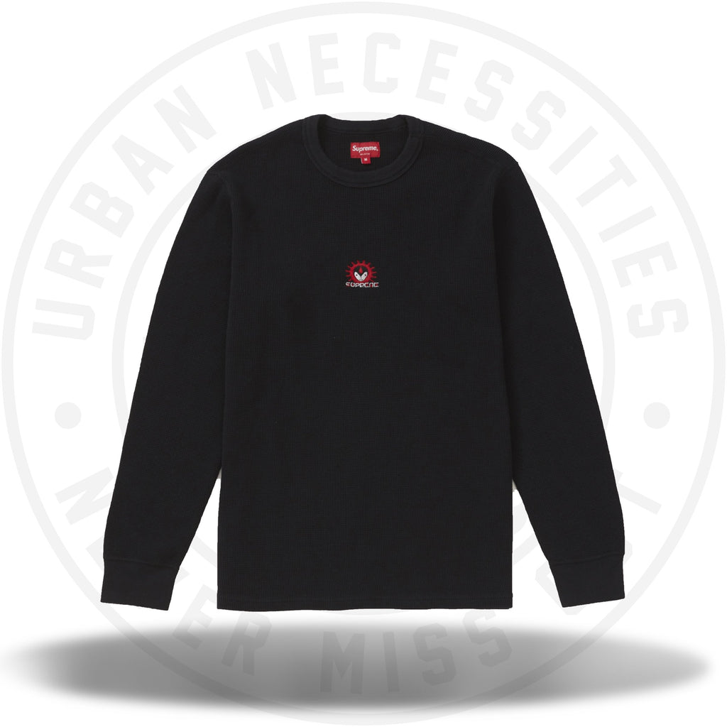 Supreme Vampire Waffle Thermal Black-Urban Necessities
