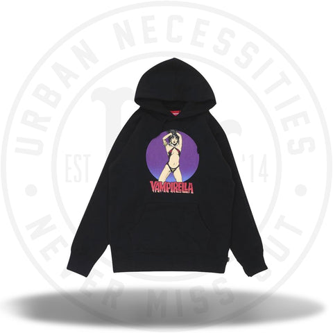 Supreme Vampirella Hooded Sweatshirt Black-Urban Necessities