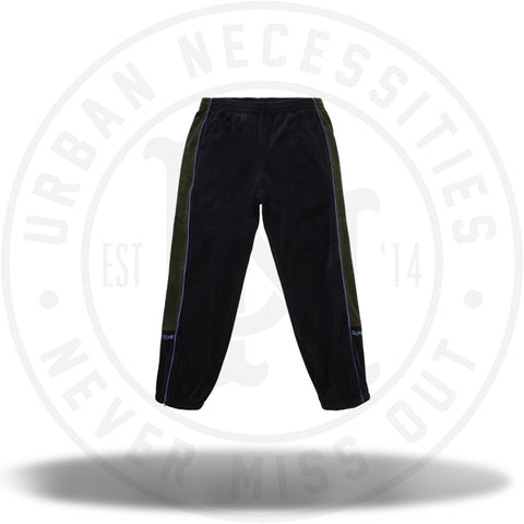 Supreme Velour Track Pant Black-Urban Necessities