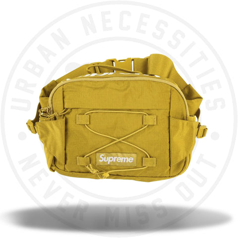 Supreme Waist Bag Acid Green SS17-Urban Necessities