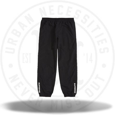 Supreme Warm Up Pant (FW18) Black-Urban Necessities
