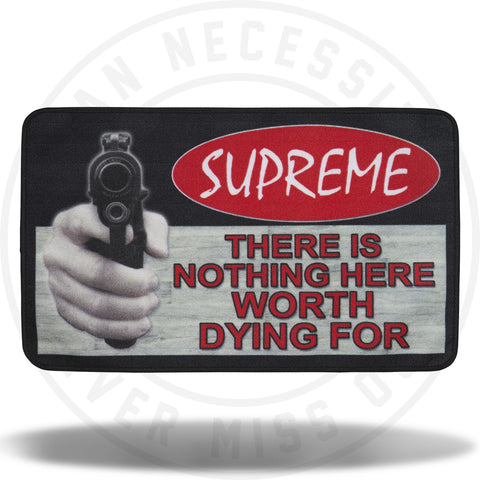 Supreme Welcome Mat Multicolor-Urban Necessities
