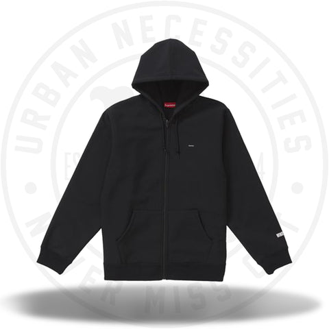 Supreme WINDSTOPPER Zip Up Hooded Sweatshirt Black-Urban Necessities