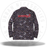 Supreme x Comme des Garcons Digi Camo Coach Jacket Black-Urban Necessities