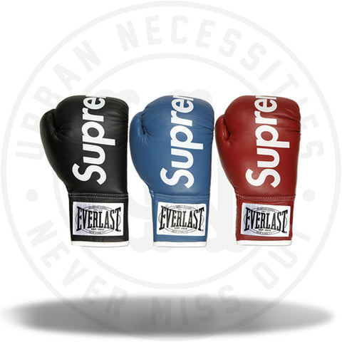 Supreme x Everlast Boxing Gloves Set FW08-Urban Necessities