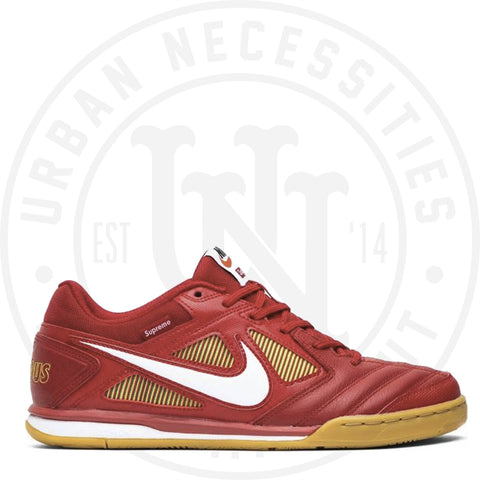 Supreme x Gato SB 'Red' - AR9821 600-Urban Necessities