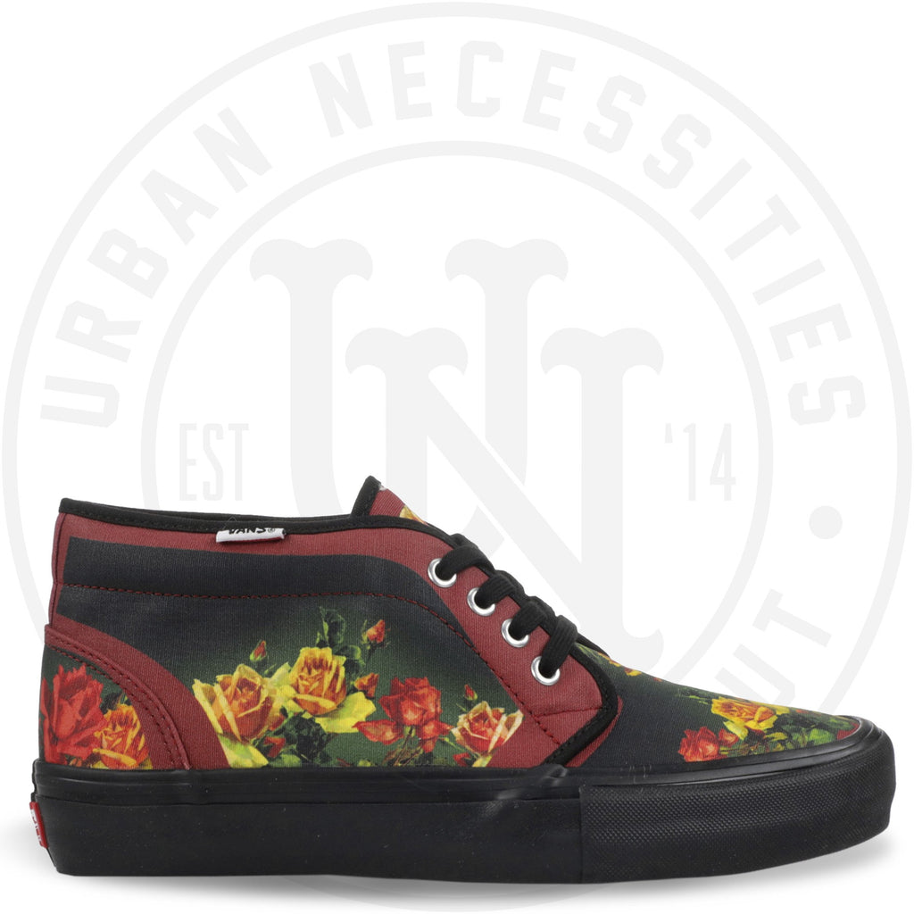 Supreme x Jean Paul Gaultier x Chukka Pro - SP JPG CHUK RED-Urban Necessities