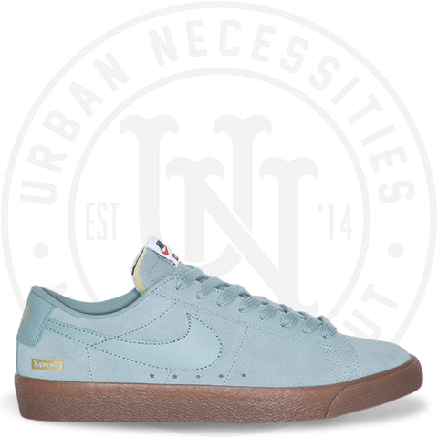 Supreme x SB Blazer Low GT QS 'Cannon' - 716890 009-Urban Necessities