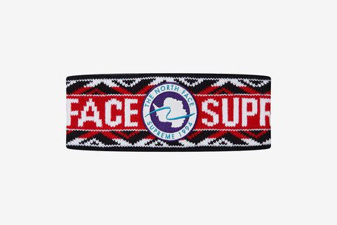 Supreme x The North Face Trans Antarctica Expedition Headband Red-Urban Necessities