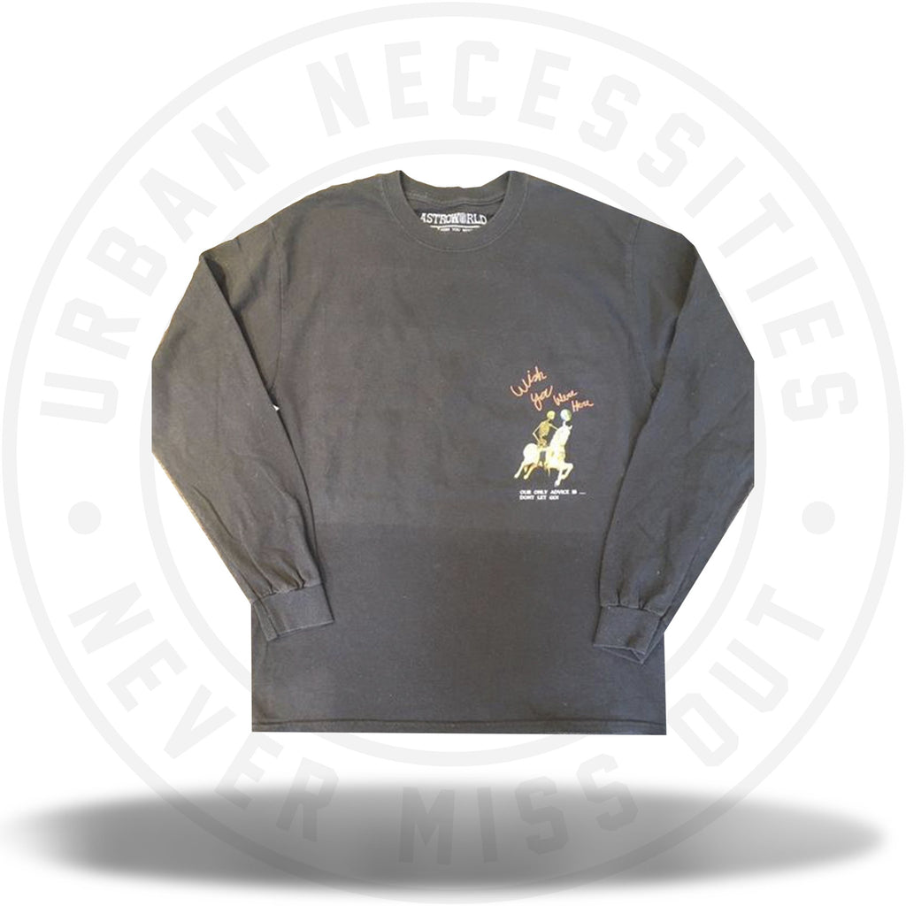 Travis Scott Astroworld x NYC L/S Tee-Urban Necessities