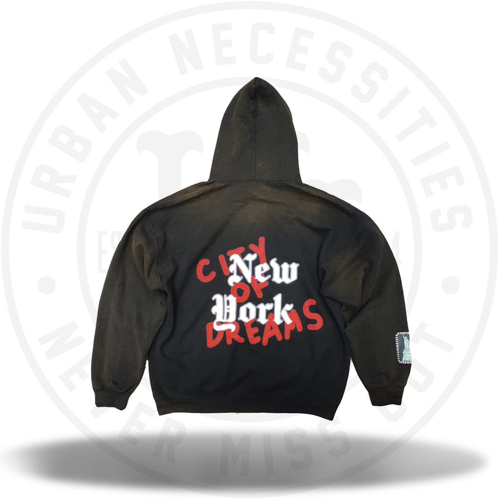 Travis Scott Rolling Loud City of Dreams New York Hoodie-Urban Necessities