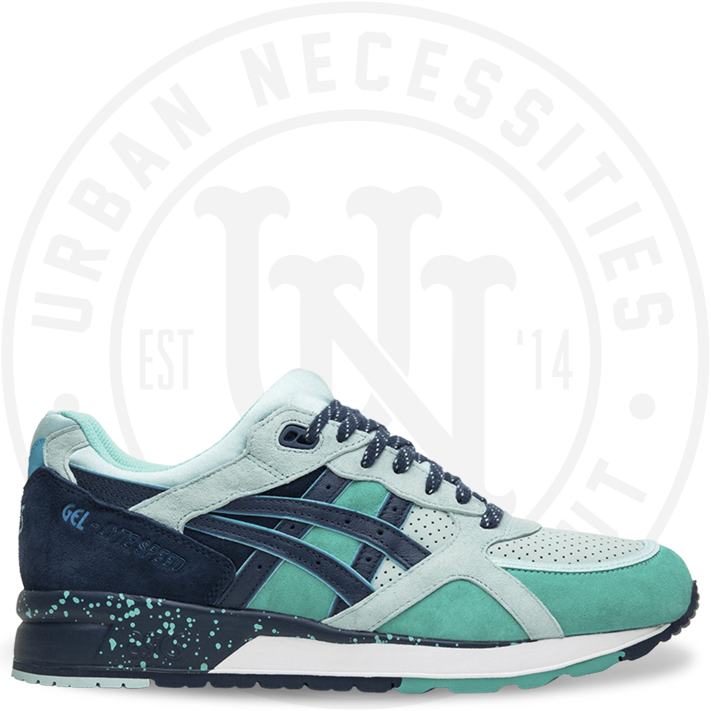 Ubiq x Gel Lyte Speed 'Cool Breeze'- H54EK 6050