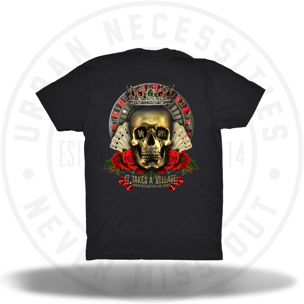 UN 6 Year Skull Tee-Urban Necessities