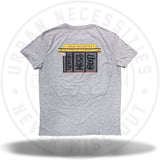 UN Deli Tee Grey-Urban Necessities