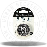 UN Stamp Pop Socket (Black)-Urban Necessities