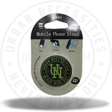 UN Stamp Pop Socket (Black/Green)-Urban Necessities