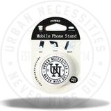 UN Stamp Pop Socket (White)-Urban Necessities