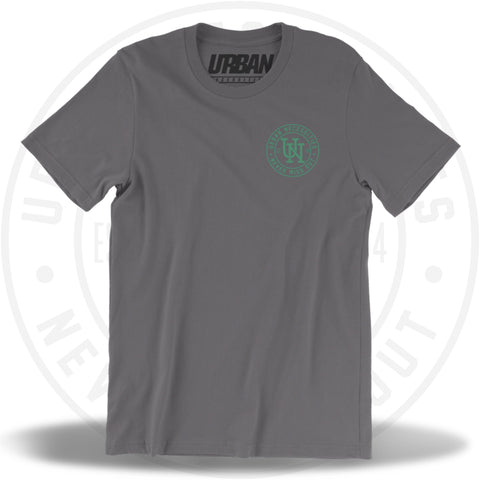 UN Stamp Tee Storm/Teal-Urban Necessities