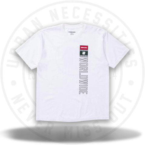 Undefeated x Nike Worldwide Tee White-Urban Necessities