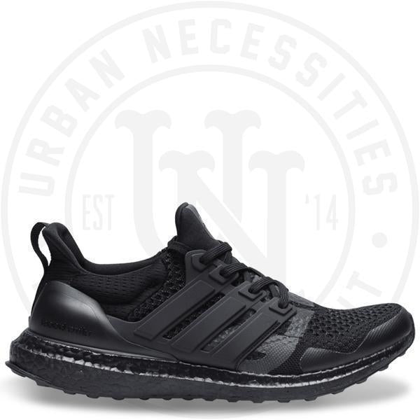 Undefeated x UltraBoost 1.0 'Blackout' - EF1966