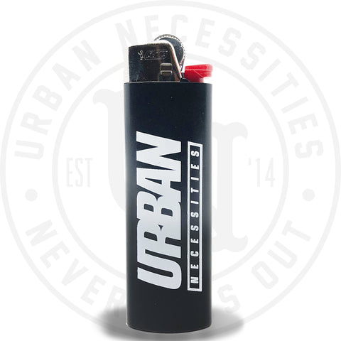 Urban Necessities Bic Lighter Black-Urban Necessities