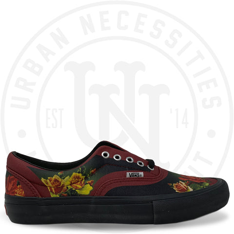 Vans Era Supreme Jean Paul Gaultier Burgundy-Urban Necessities
