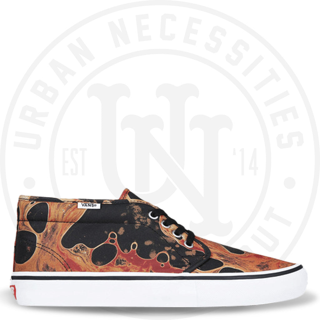 Vans Supreme x Chukka Pro 'Blood and Semen'-Urban Necessities