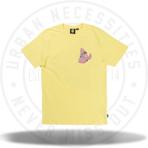 Vault by Vans x SpongeBob SquarePants T-Shirt 'Patrick' (Yellow)-Urban Necessities