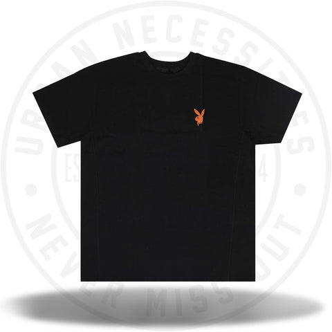 Vlone x Playboy Bunny Short-Sleeve T-Shirt 'Black'-Urban Necessities