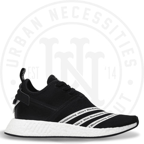 White Mountaineering x NMD R2 PK Core Black - BB2978-Urban Necessities
