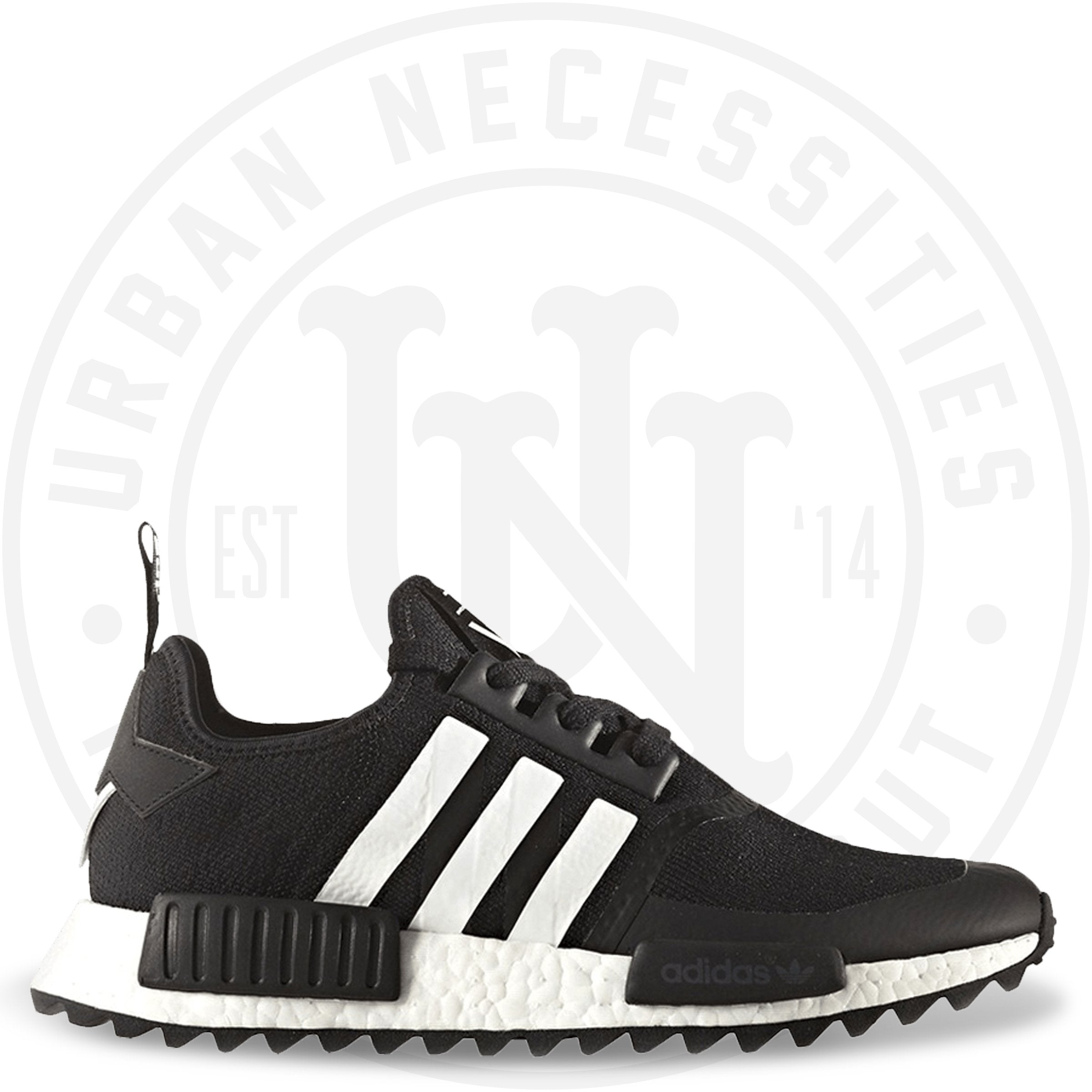 huge discount 06d8a 767cd White Mountaineering x NMD Trail Black - BA7518 – Urban ...