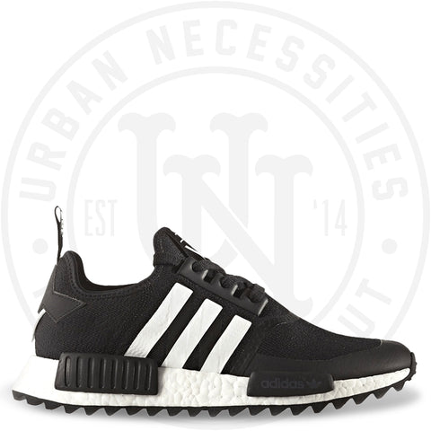 White Mountaineering x NMD Trail Black - BA7518-Urban Necessities