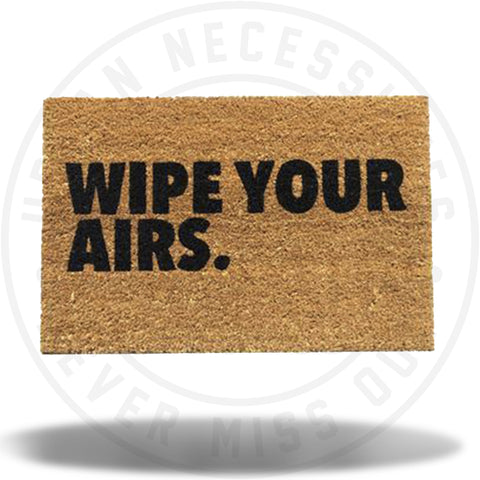 Wipe Your Airs RUG-Urban Necessities