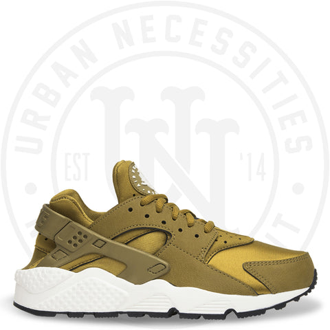 Wmns Air Huarache Run 'Bronzine' - 634835 700-Urban Necessities