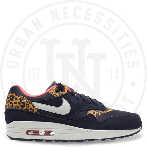 Wmns Air Max 1 'Leopard' - 319986 026-Urban Necessities