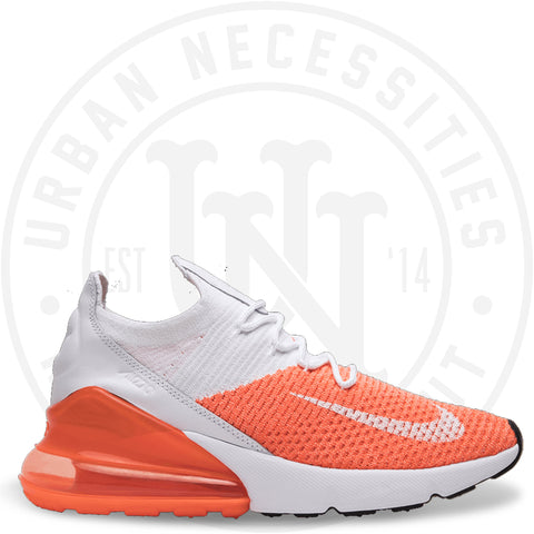 Wmns Air Max 270 Flyknit 'Crimson Pulse' - AH6803 800-Urban Necessities