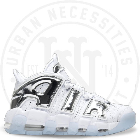 Wmns Air More Uptempo 'Chrome' - 917593 100-Urban Necessities