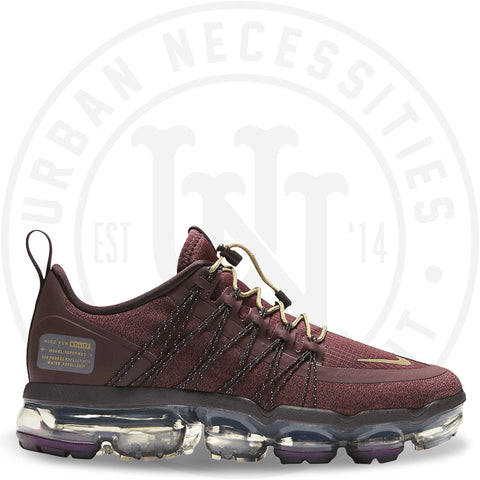 Wmns Air VaporMax Run Utility 'Burgundy Crush' - AQ8811 600-Urban Necessities