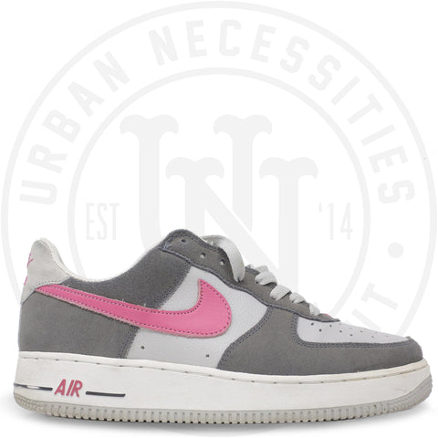 Wmns Grey/Pink Air Force 1 - 307109 063-Urban Necessities