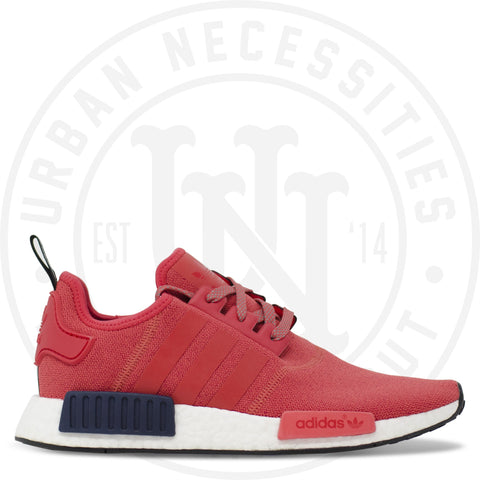 Wmns NMD R1 'Vivid Red' - S76013-Urban Necessities