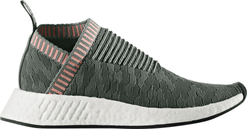 Wmns NMD_CS2 Primeknit 'Trace Green' - BY8781-Urban Necessities